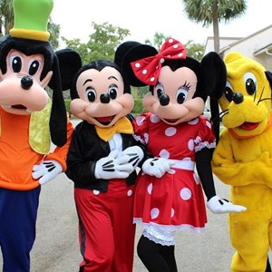 Broward Costumed Character | Bloom Events - Children's Party Entertainment