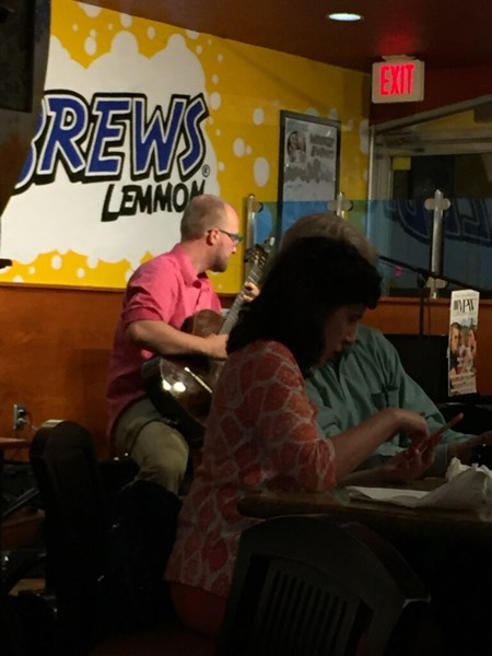 Classical Open Mic at BuzzBrews