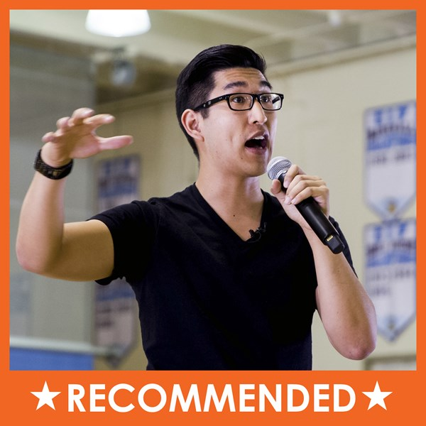 Richard Kuo - Youth Inspirational Speaker - Motivational Speaker - Fountain Valley, CA