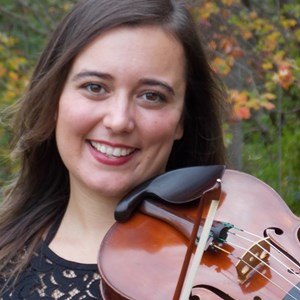 Worcester, MA Violinist | Sylvia DiCrescentis