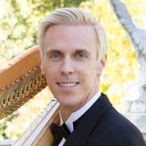 Los Angeles, CA Harpist | Dr. Ted Nichelson, Your Harpist