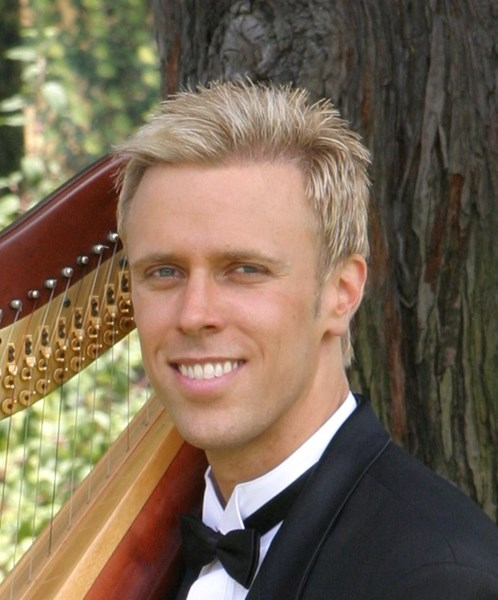 Ted Nichelson, Harpist For Southern California - Harpist - Los Angeles, CA