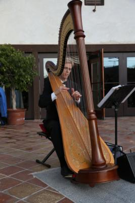 Ted Nichelson, Harpist For Southern California | Los Angeles, CA | Harp | Photo #7