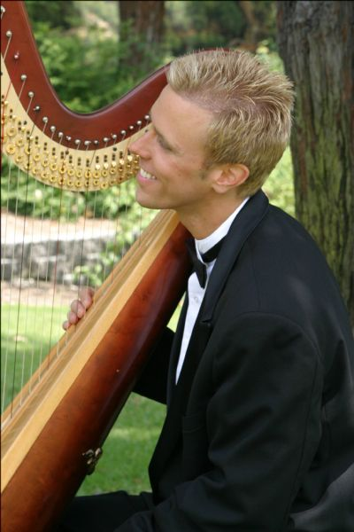 Ted Nichelson, Harpist For Southern California | Los Angeles, CA | Harp | Photo #2