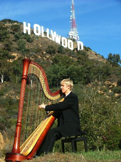 Ted Nichelson, Harpist For Southern California | Los Angeles, CA | Harp | Photo #4