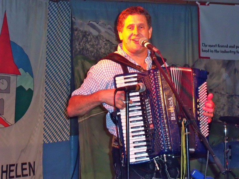 Oktoberfest One-Man-Band  with  Jimmy Horzen - Accordion Player - Orlando, FL
