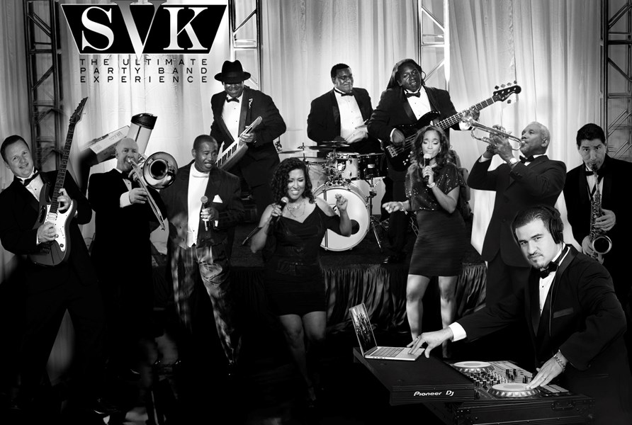 SVK Band - Variety Band - Houston, TX