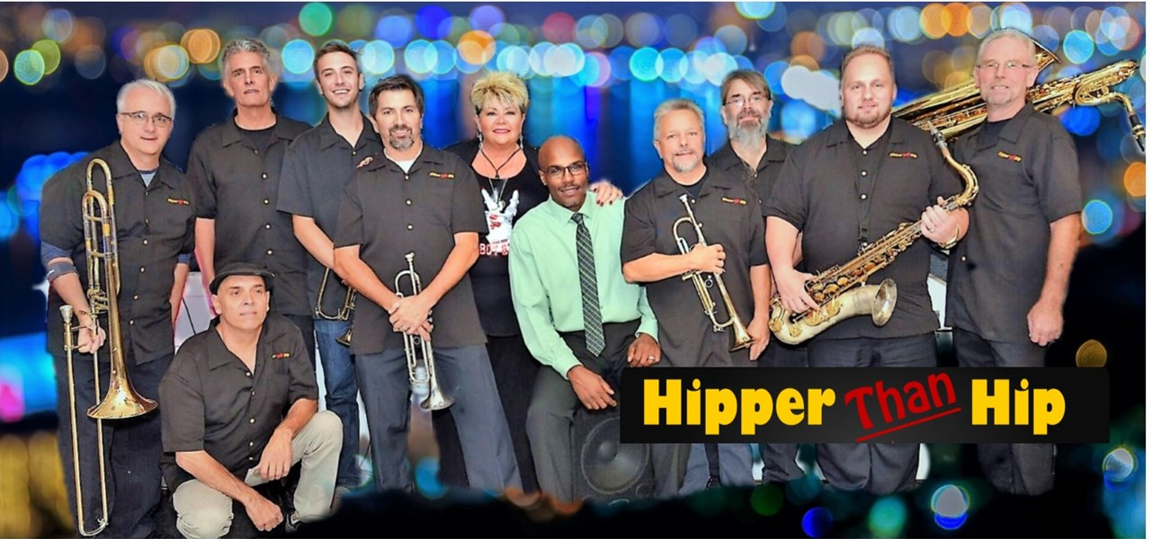 Hipper Than Hip Band - Cover Band - Sacramento, CA