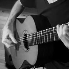 Cherry Point Acoustic Guitarist | Daniel Stanislawek