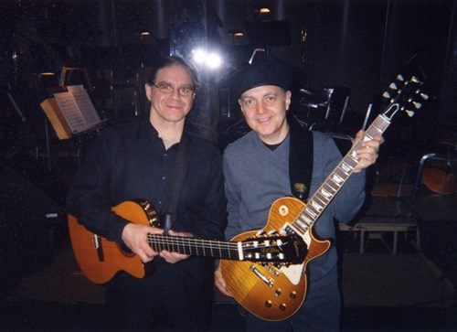 Myself w Phil Keaggy Strings Attach