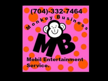 Monkey Business Entertainment And Events - Costumed Character - Charlotte, NC