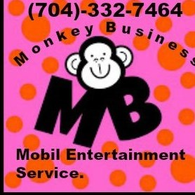 Asheville Face Painter | Monkey Business Entertainment And Events