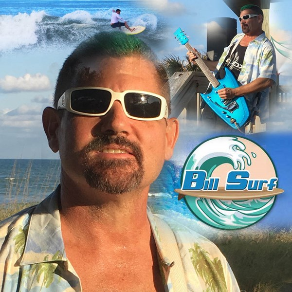 Bill Surf - Beach Music Guitarist - Cocoa Beach, FL
