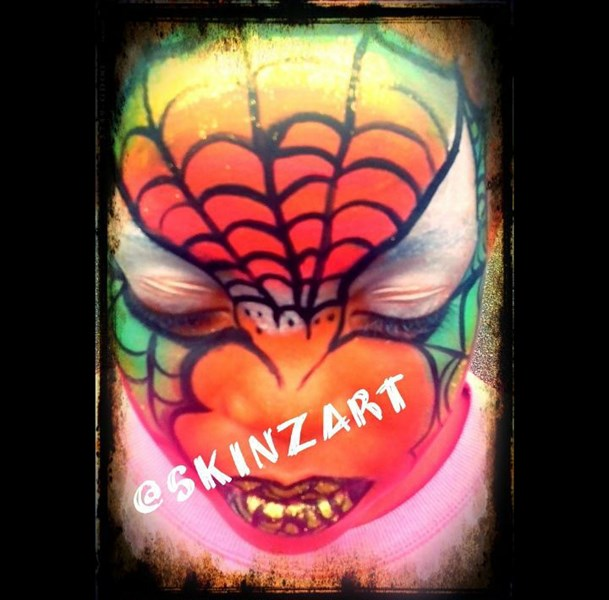 SkinzArt KidsEnt. - Face Painter - Atlanta, GA