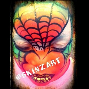Atlanta Face Painter | SkinzArt KidsEnt.