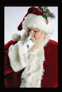 "Santa ""Nose"" Who is Naughty or Nice"
