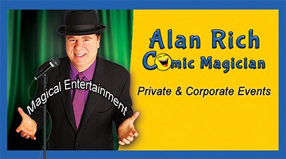 Alan Rich - Comic Magician - Magician - Los Angeles, CA