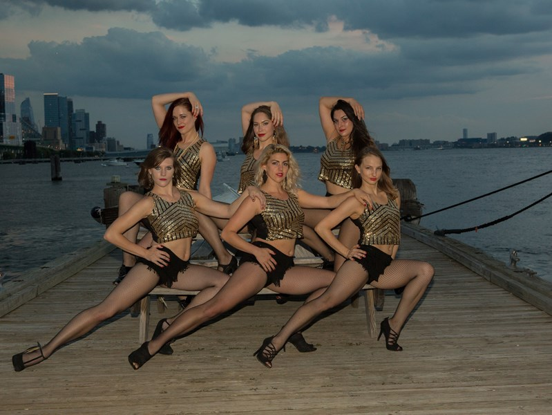 Guilty Pleasures Cabaret - Dance Group - New York City, NY