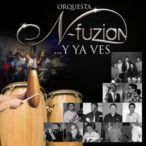 King and Queen Salsa Band | Nfuzion