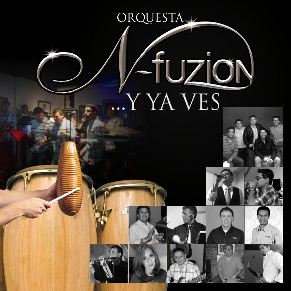 Nfuzion - Latin Band - Washington, DC