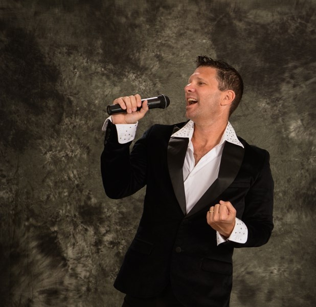 Michael Buble Tribute - Rome Saladino - Michael Buble Tribute Act - Boca Raton, FL