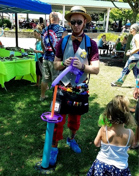 Zebra Zørdan's Balloons, Face Painting, and more! - Balloon Twister - Aurora, IL