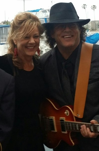John January and Linda Berry - Classic Rock Band - San Diego, CA