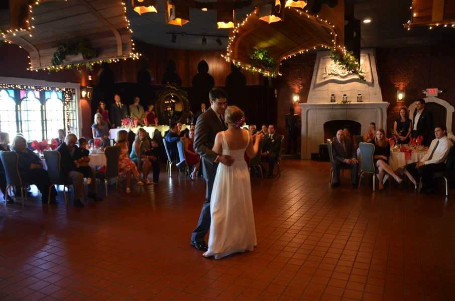 Wedding @ Winery - 1st Dance