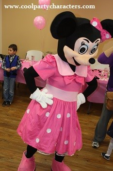 Miss. Mouse character