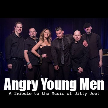 Angry Young Men - Billy Joel Tribute Band - Pop Band - New York, NY