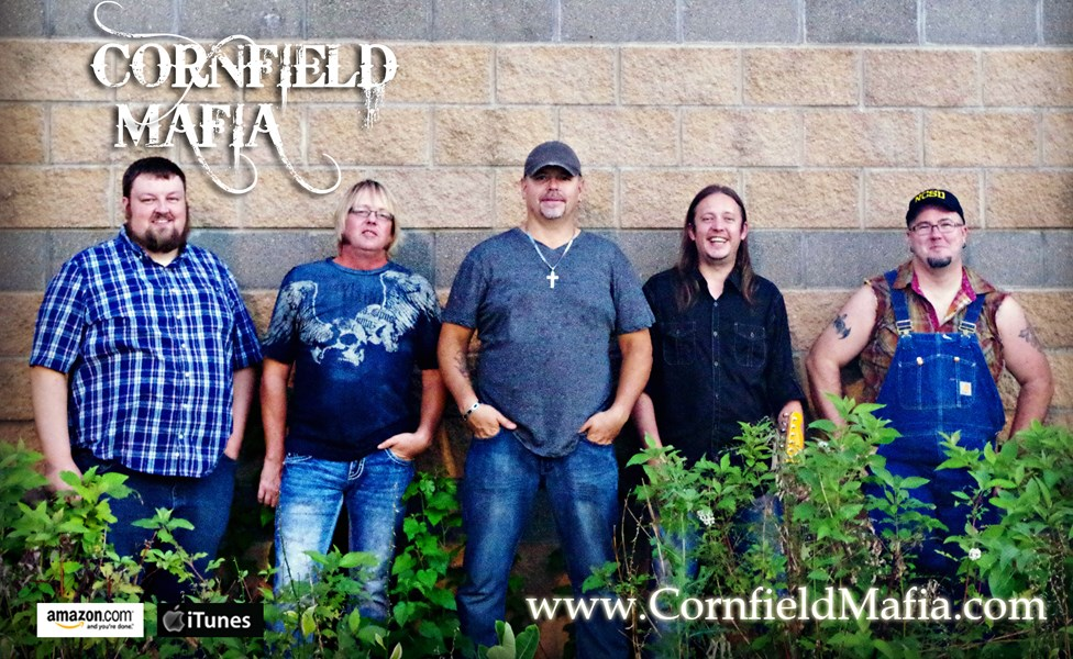 Cornfield Mafia - Country Band - Danville, IN