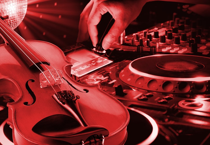 Steven Vance Violin and DJ Package - DJ - Pittsburgh, PA