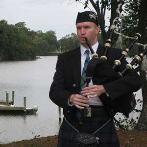 Easton, MD Bagpiper | Chesapeake Piper