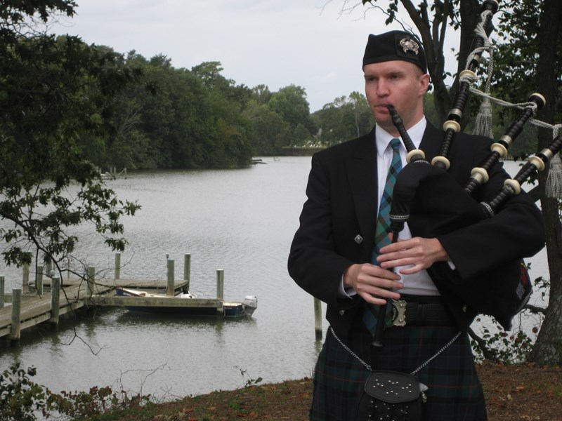 Chesapeake Piper - Bagpiper - Easton, MD