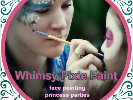 Whimsy Pixie Paint - Face Painter - Bloomington, IL
