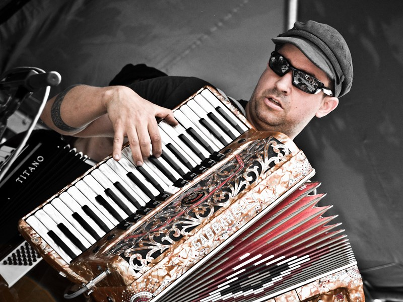 Juan Kuffner Accordion - Accordion Player - Minneapolis, MN