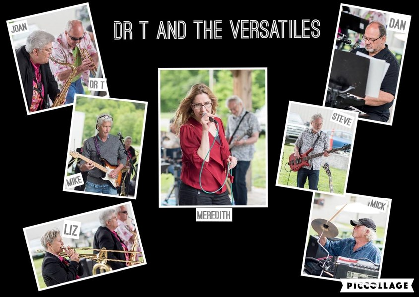 Dr. T and the Versatiles - Cover Band - Southampton, MA