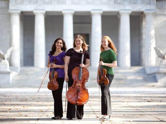 Morningside String Trio - Classical Trio - New York City, NY
