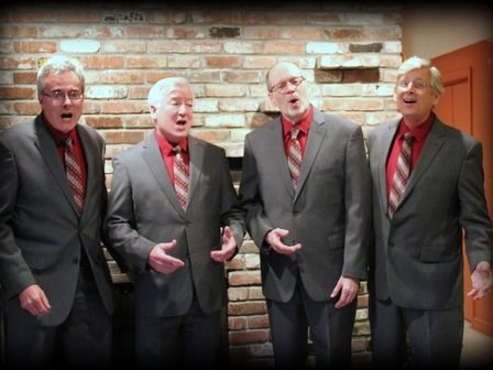 Express Lane Quartet - Barbershop Quartet - Framingham, MA