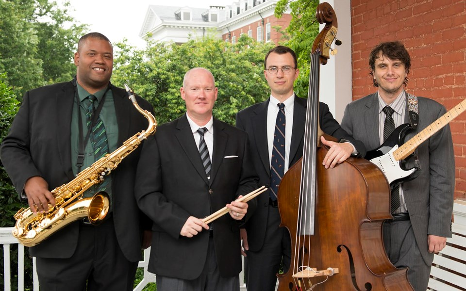 Kevin Lewis Quartet - Jazz Band - Frederick, MD