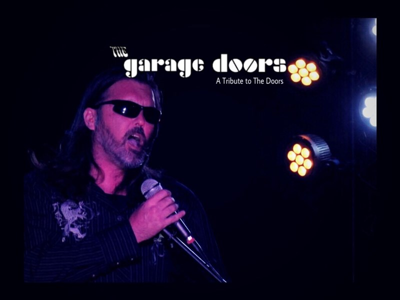 The Garage Doors - Doors Tribute Band - Torrance, CA
