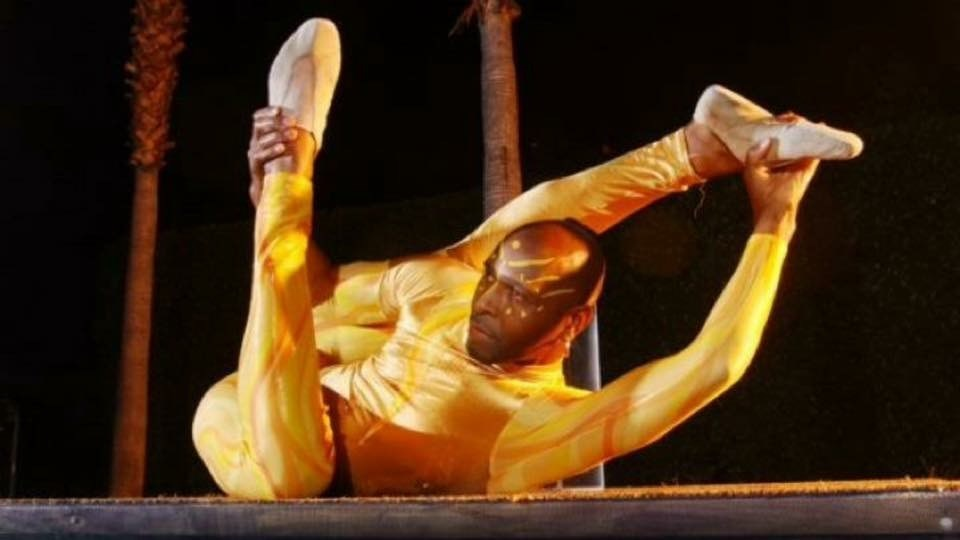 Vegas Box Man Contortion - Contortionist - Las Vegas, NV