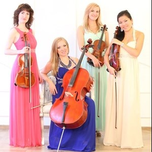 Tampa, FL String Quartet | Fiore Strings