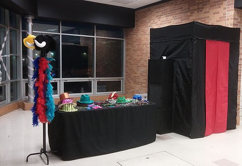 One of our Photo Booths.
