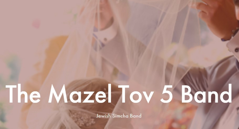 The Mazel Tov 5 Band - Klezmer Band - Washington, DC