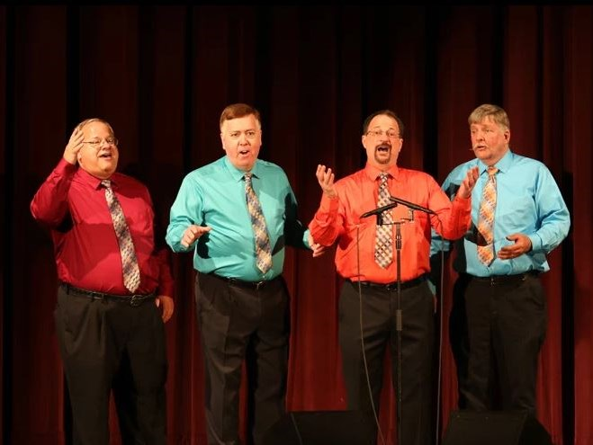 Spur of the Moment! - Barbershop Quartet - Arlington, MA