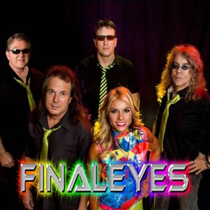 Weston 80s Band | FINALEYES