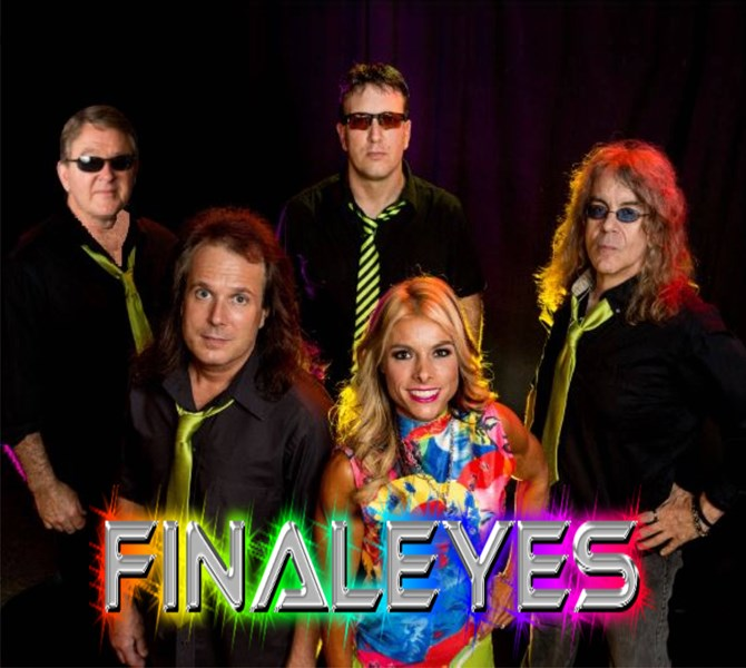 FINALEYES  - 80s Band - Lakewood, CO