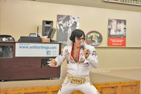Harvey Mcfadden - Elvis Impersonator - Winters, TX