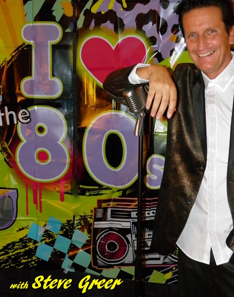 80's tribute show with Stevie G